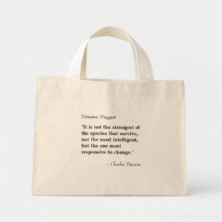 Nirvana Nugget - Bag Template Long
