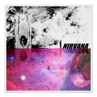 Nirvana Perfect Poster