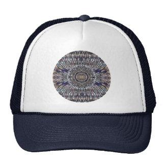 Nirvana Third Eye Chakra Mandala Hat