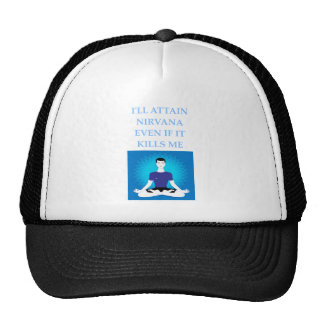 NIRVANA TRUCKER HAT