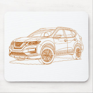 Nis Rogue 2017 Mouse Pad