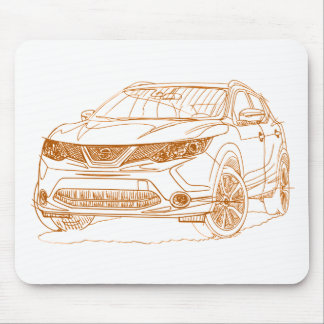 Nis Rogue 2017 Sport Mouse Pad