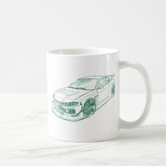 Nis Silvia S15 Drift custom Coffee Mug