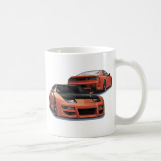 Nissan 300zx coffee mug