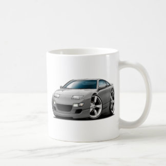 Nissan 300ZX Grey Car Coffee Mug