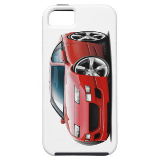 Nissan 300ZX Red Car iPhone 5 Case