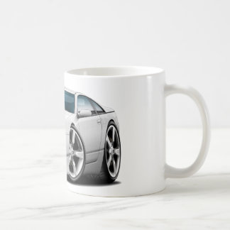 Nissan 300ZX White Car Coffee Mug