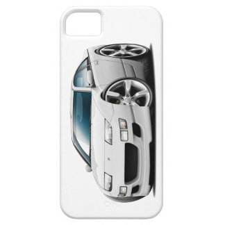 Nissan 300ZX White Car iPhone 5 Case