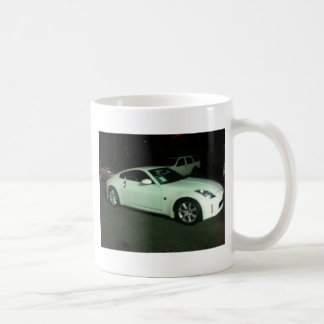 Nissan 350z coffee mug