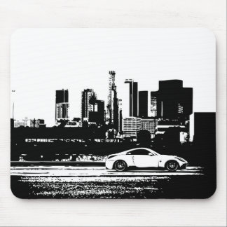 Nissan 350z Street Cruise Mouse Pad