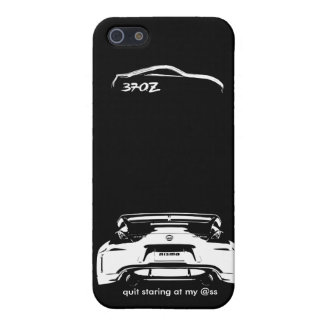 Nissan 370Z rear view iPhone 5 Covers