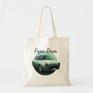 Nissan Figaro Driver Bag Emerald Green