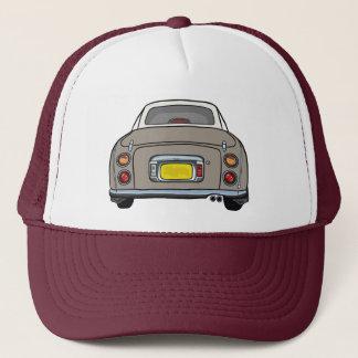 Nissan Figaro Topaz Mist Trucker Cap Trucker Hat