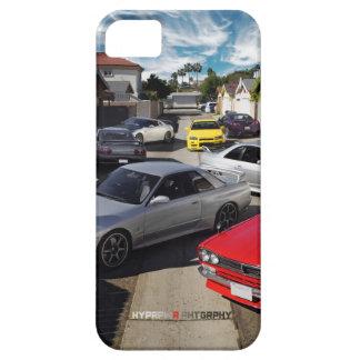 NISSAN GT-R R32 R33 R34 R35 SKYLINE GTR HAKOSUKA iPhone 5 CASES