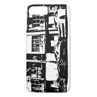 Nissan Skyline GT-R & Subaru Wrx STI Impreza iPhone 7 Plus Case