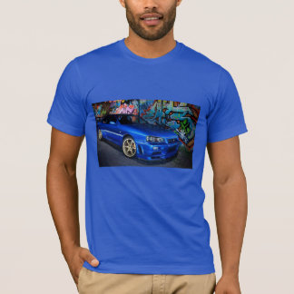 nissan skyline r34 T-Shirt