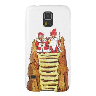 Nisse Gnome King and Queen Galaxy S5 Covers