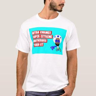 Nitro Kwames Title Page Logo T-Shirt