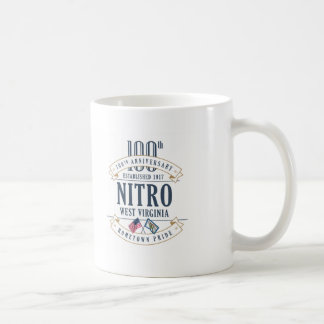 Nitro, West Virginia 100th Anniversary Mug