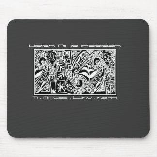 Niue Flora MousePad
