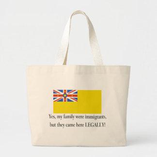Niue Jumbo Tote Bag