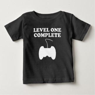 Niveau un complet t-shirt pour bébé