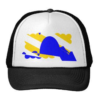 nivernais-province-Flag Trucker Hat