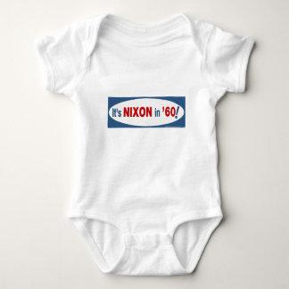 Nixon-1960 Baby Bodysuit