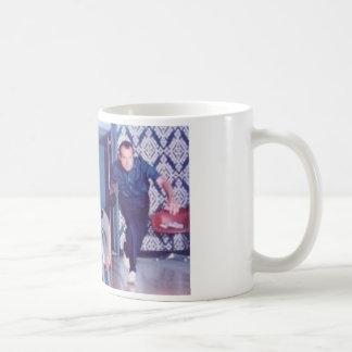 nixon, Baller Classic White Coffee Mug