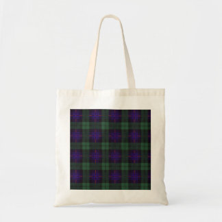 Nixon clan Plaid Scottish kilt tartan Tote Bag