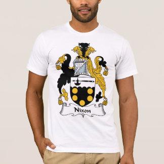 Nixon Family Crest T-Shirt