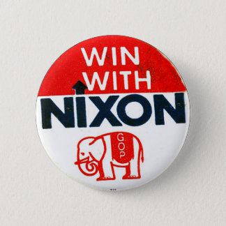 Nixon-GOP - Button