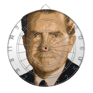 Nixon Head Dartboard