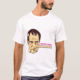 Nixon, I am not a Crook T-Shirt