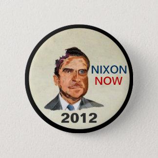 Nixon Now 2012 2 Inch Round Button