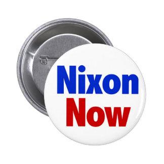 Nixon Now 2 Inch Round Button