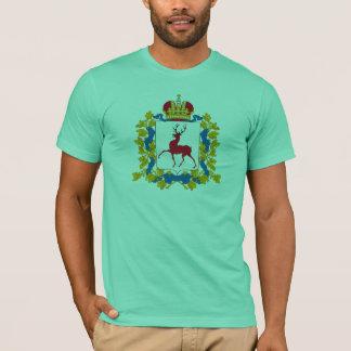 Nizhny Novgorod Coat of Arms T-shirt
