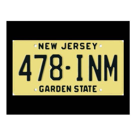 NJ77 POSTCARD