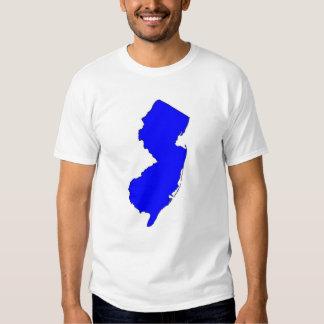 NJ Blue State Tees