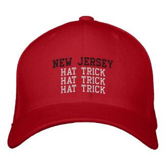 NJ  HAT TRICK