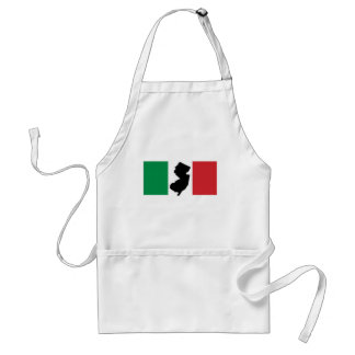 NJ ITALIAN 'NEW JERSEY ALL DAY ITALIAN' STANDARD APRON