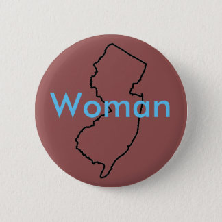 NJ Woman Button
