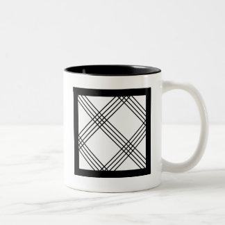 NKYIMU | Symbol of Skillfulness, Precision Two-Tone Coffee Mug