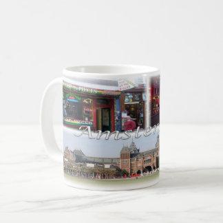 NL Netherlands - Amsterdam - Coffee Mug