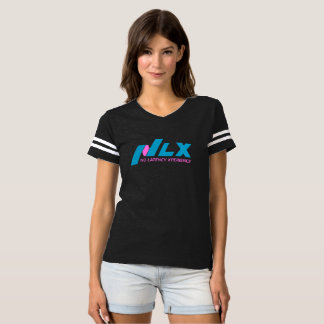NLX Ladies Football T-Shirt Balck