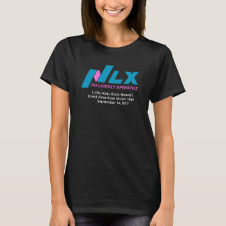"NLX Ladies ""Little Kids Rock"" San Fran T-Shirt"