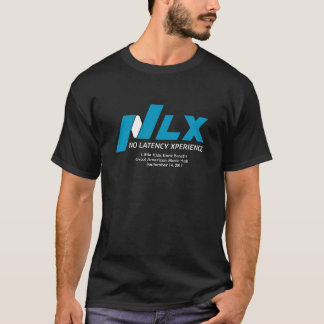 "NLX Mens ""Little Kids Rock"" San Fran T-Shirt"