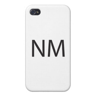 NM iPhone 4/4S COVER