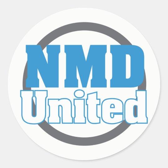 NMD United Sticker