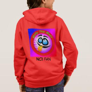 No1 fan hoodie